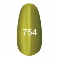 Gel-lacquer Kodi «Moon light» № 754 (olive with a shimmer, magnetic)
