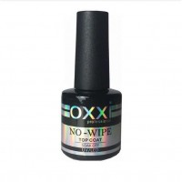 Top for nails OXXI No-Wipe (without sticky layer) 10 ml