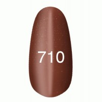 Gel-lacquer Kodi «Moon light» №710 (brown with a shimmer, magnetic)