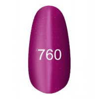 Gel-lacquer Kodi «Moon light» №760 (purple with a shimmer, magnetic)
