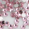 Rhinestones Brilliant Nails Lt.Pink SS3 100 pcs
