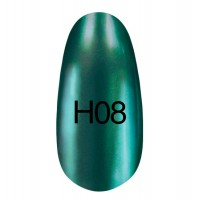 Mirror lacquer Hollywood 8ml H 08 (green)