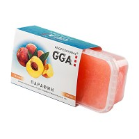 Paraffin vitaminized GGA Professional, 0.5 kg (Peach)