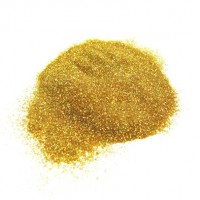 Mirror shine for gel-lacquer №202 (gold hologram)