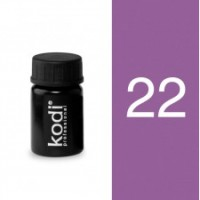 Color gel 4 ml № 22 (lilac)