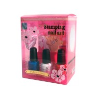 Set for nail design Konad Stone Set
