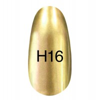 Mirror lacquer Hollywood 8ml H 16 (yellow, gray)