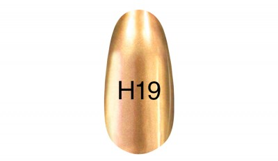 Hollywood Mirror Lacquer 8ml H 19 (solid) Quality mirror varnish from the company Kodi H19 to create a modern mirror manicure