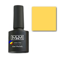 Gel Polish M-in-M Gel Polish №061 7.5 ml (Limburg red, enamel)