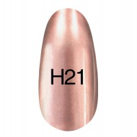 Дзеркальний лак Hollywood 8ml H 21 (кораловий)