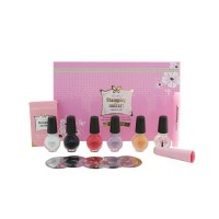 Set for nail design Konad Premium French Set