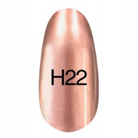 Дзеркальний лак Hollywood 8ml H 22 (кораловий)