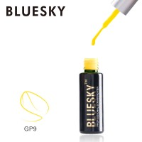 Gel paint Bluesky Shinerlac GP01 (yellow) 8 ml
