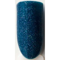 Gel-lacquer KOTO No. 812 5 ml (dark blue-green, sparkles)