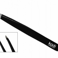 Tweezers for eyebrow correction (Japanese steel) 9 cm