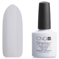 Shellac CND Cream Puff (ярко-белый)