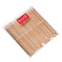 Orange sticks Kodi (10 cm) 50 pcs