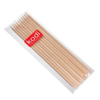 Orange sticks Kodi (15 cm) 10 pieces