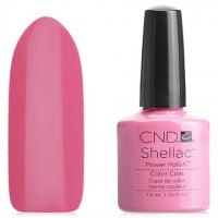 Shellac CND Gotcha (light pink enamel)