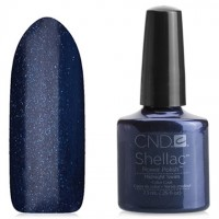 Shellac CND Midnight Swim (темно-синий)