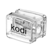 Pencil sharpener Kodi Professional (transparent, with one blade)