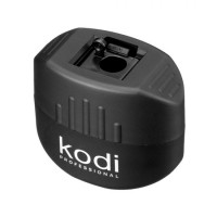 Pencil sharpener Kodi Professional (black matte, with one blade)