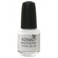 Lacquer for stamping Konad White (5ml)