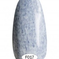 Gel-lacquer Kodi «Felt» 8 ml №F017 (gray, felt)
