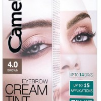 Cream-paint for eyebrows CAMELEO - PRO-GREEN 4.0 (brown) 15 ml