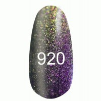 Gel-lacquer 8 ml «Space Lights» №920 (translucent with golden-pink tint)
