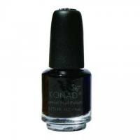Lacquer for stamping Konad Black (5ml)