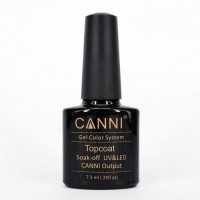 Finishing Coating Canni Top Coat, 7.5 ml