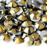 Стрази Brilliant Nails Aurum (Gold) SS3 100 шт