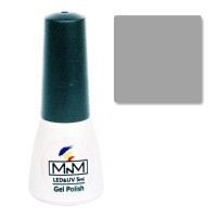 Гель-лак M-in-M Gel Polish №003 5 мл (сірий, емаль)