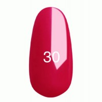Gel-lacquer Kodi 8 ml №30 (raspberry, enamel)