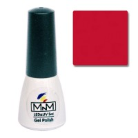 Gel Polish M-in-M Gel Polish №006 5 ml (classic red, enamel)